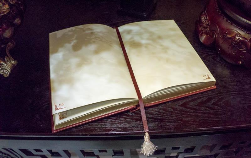 Дизайн и изготовление книги отзывов