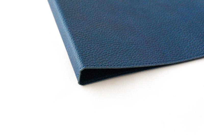 Изготовление гибких папок меню из кожи и кожзаменителя