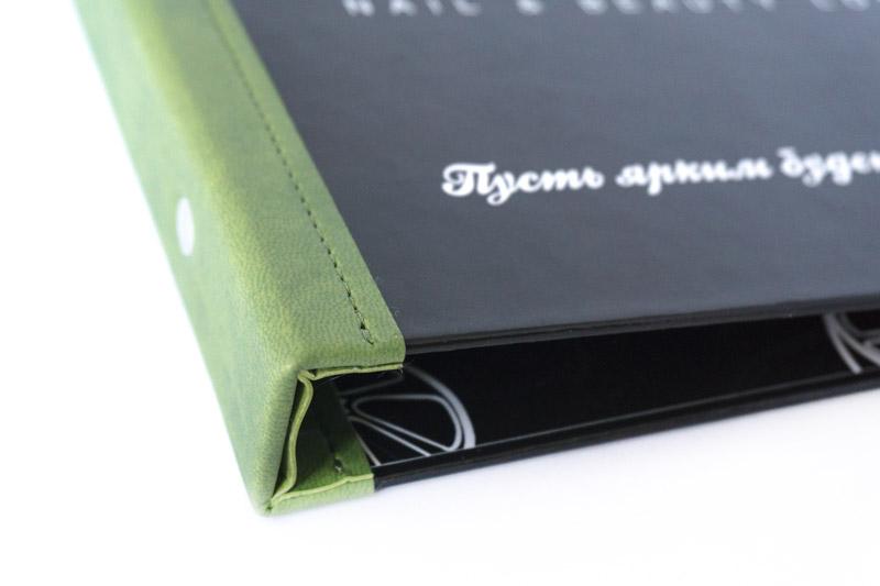 Дизайн изготовление папок для салона красоты