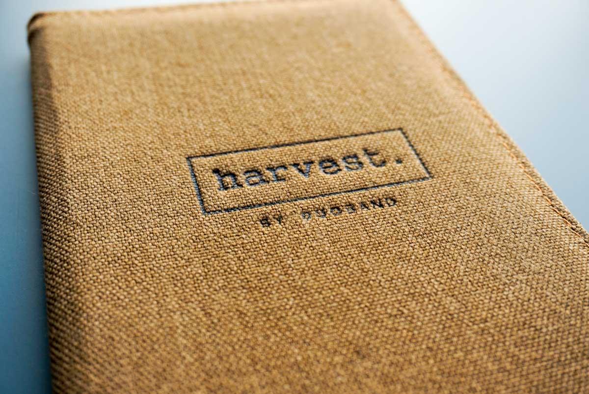 Папки для ресторана Harvest