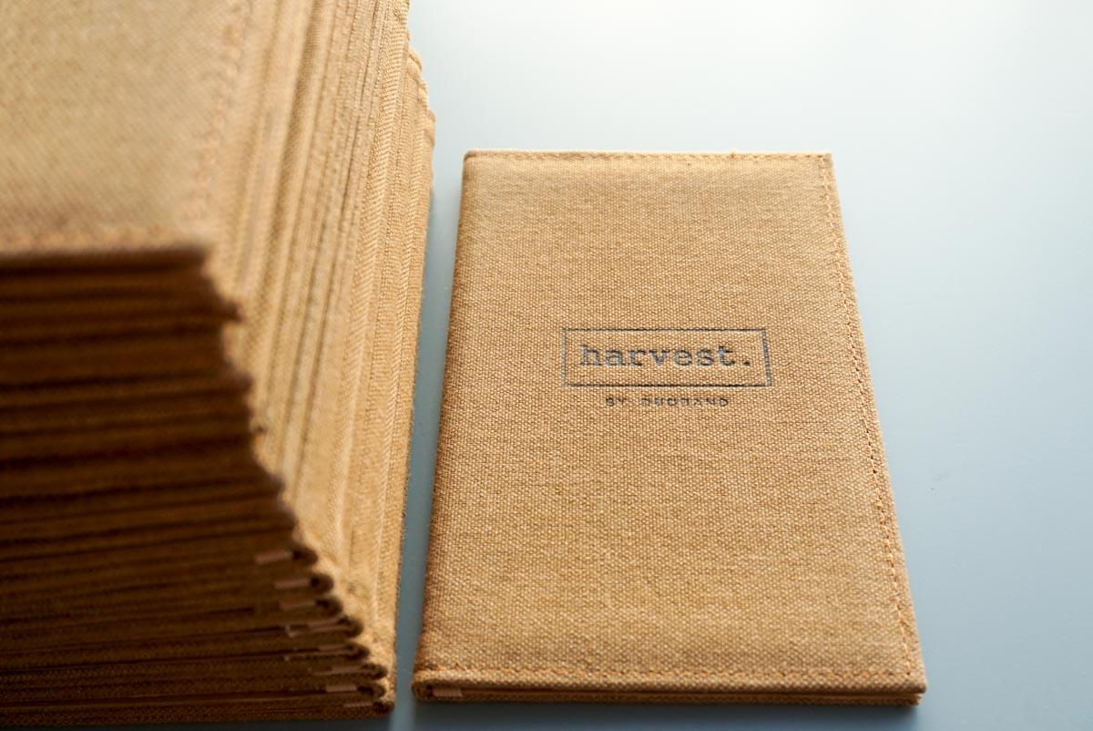 Папки меню для ресторанов 4
