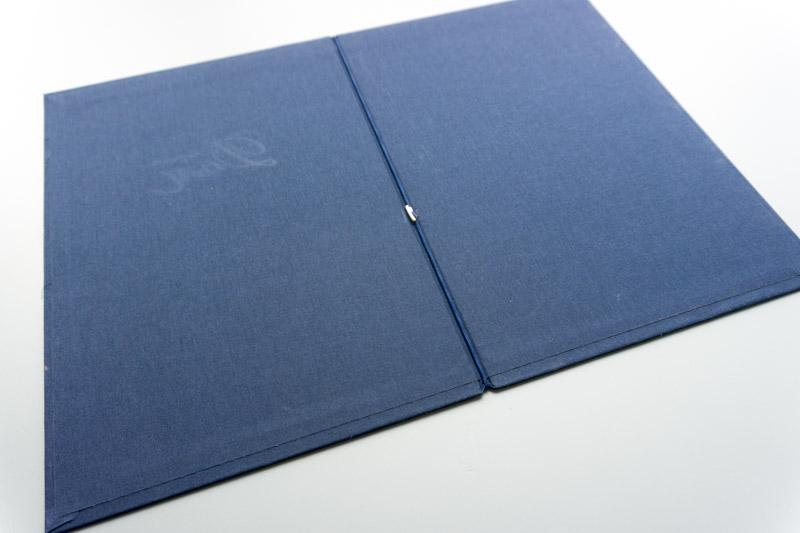 Папки с резинками для меню