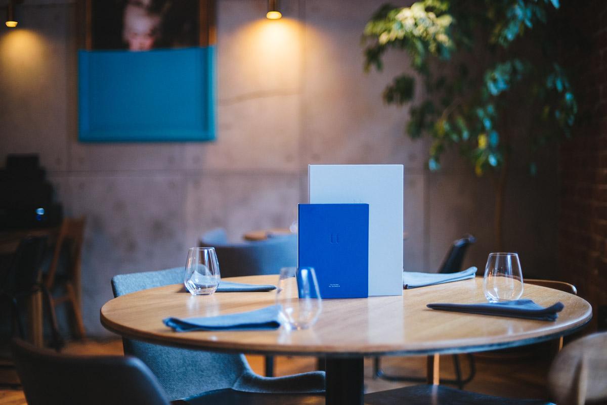 Папки для ресторана Тартарбар
